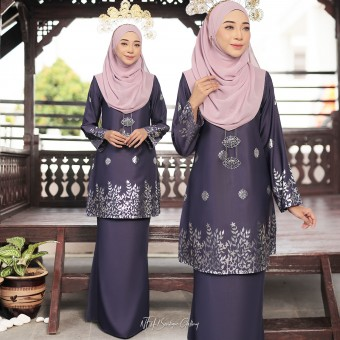 Cempaka - Dark Purple