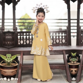 Cempaka Kids - Royal Yellow
