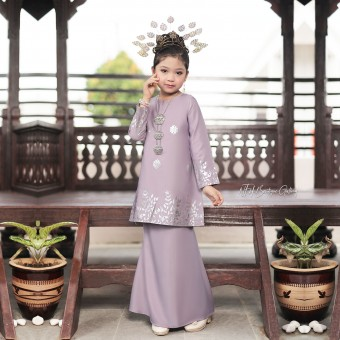 Cempaka Kids - Dusty Purple
