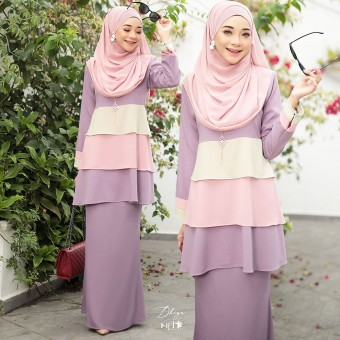 Dhiya - Dusty Purple
