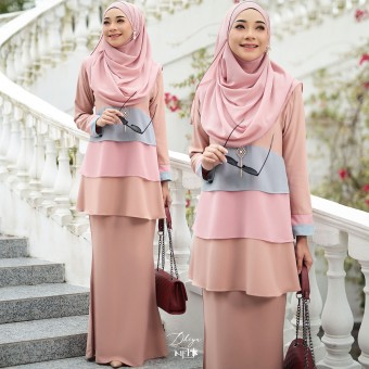 Dhiya - Nude Brown