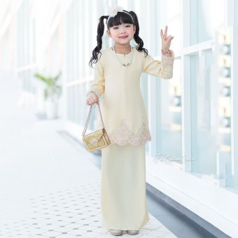 Rasya Kids -- Pastel Yellow