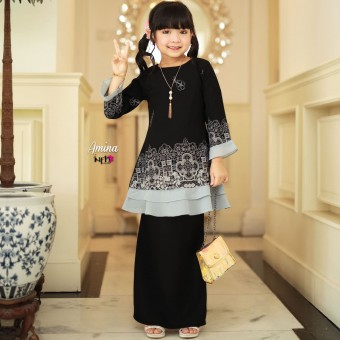 Amina Kids - Elegant Black
